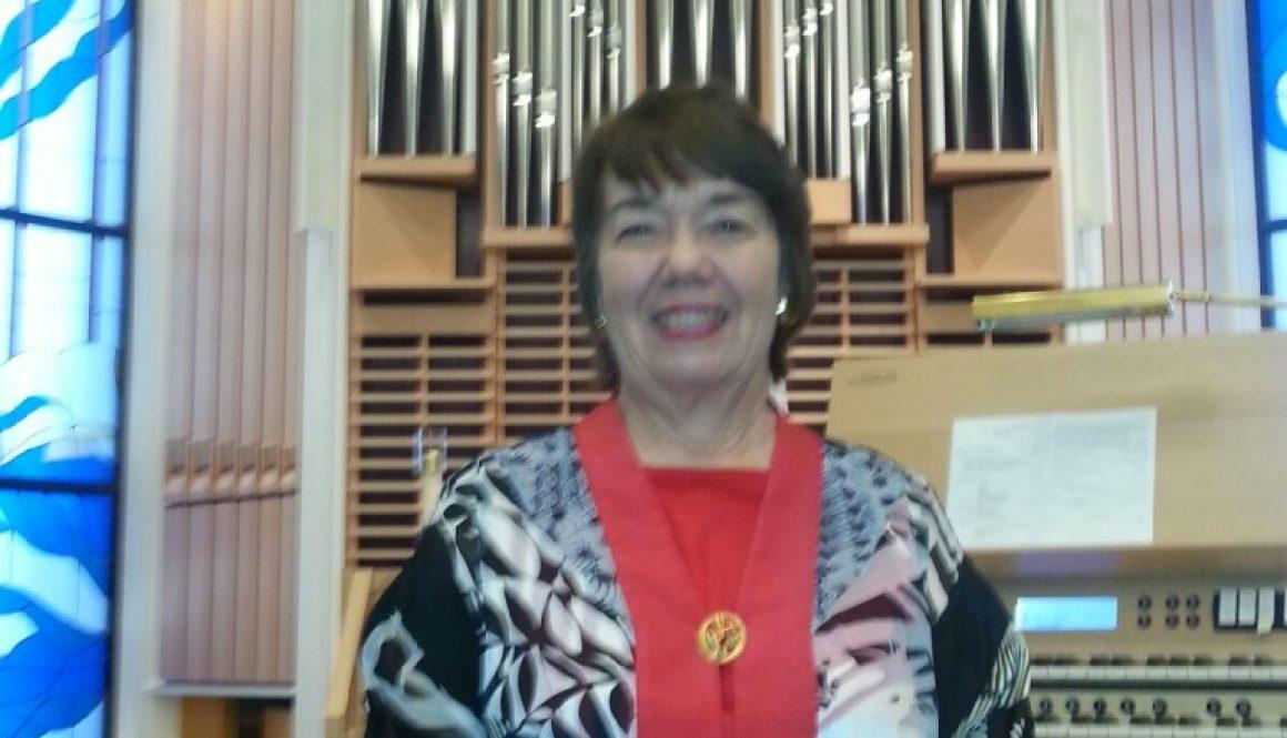 gloria organ